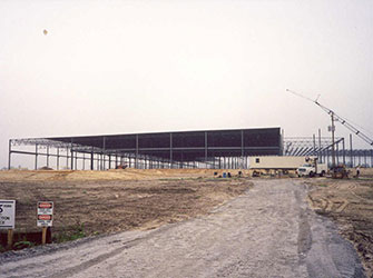 Statesboro Plant Construction