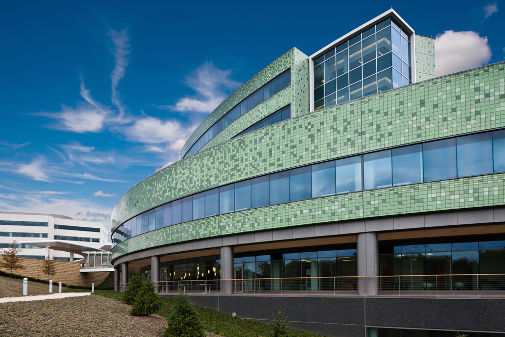 Triple Insulating Glass for Commercial Buildings