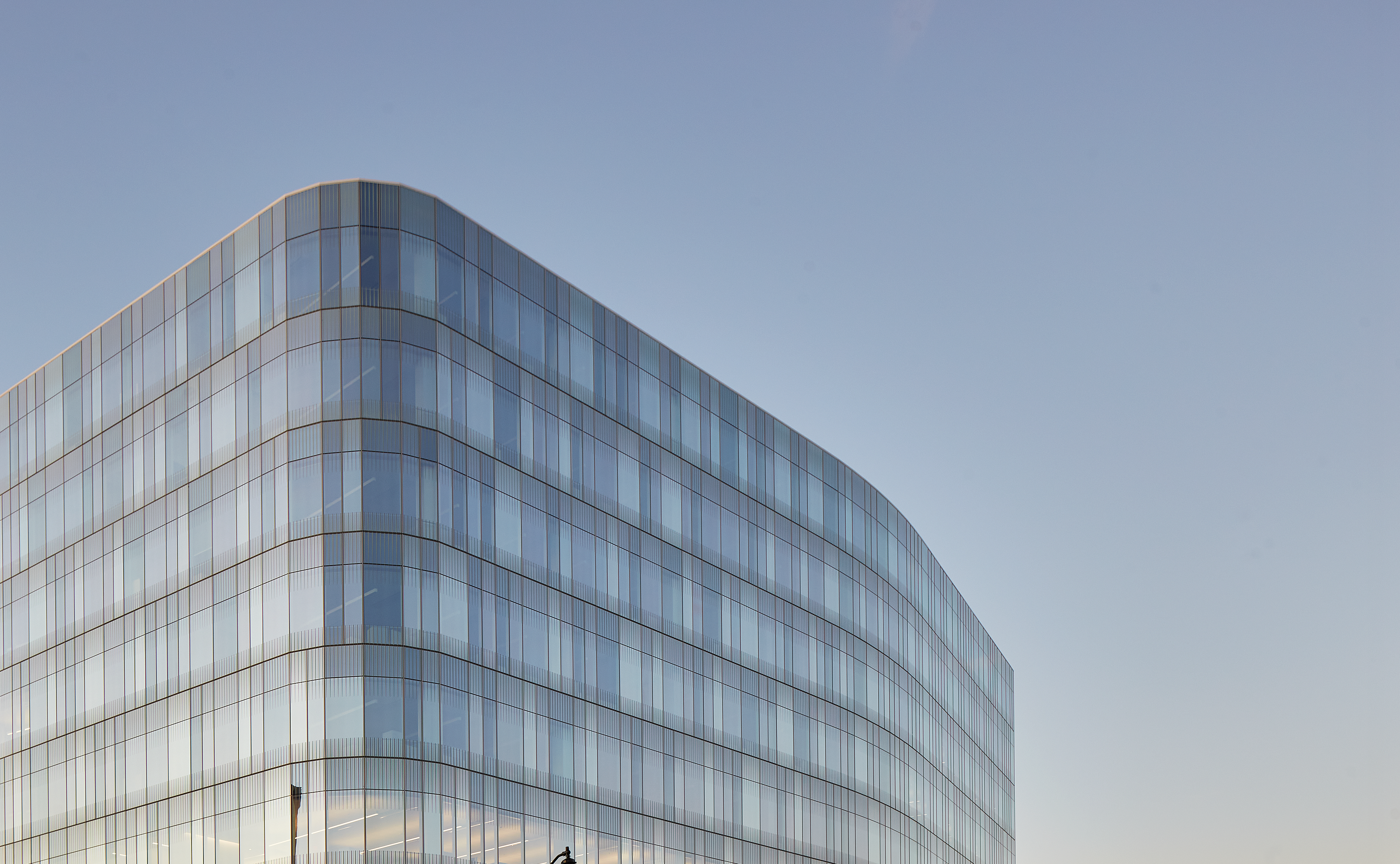 Taxation Building - Viracon delivers a customized architectural glass solutions