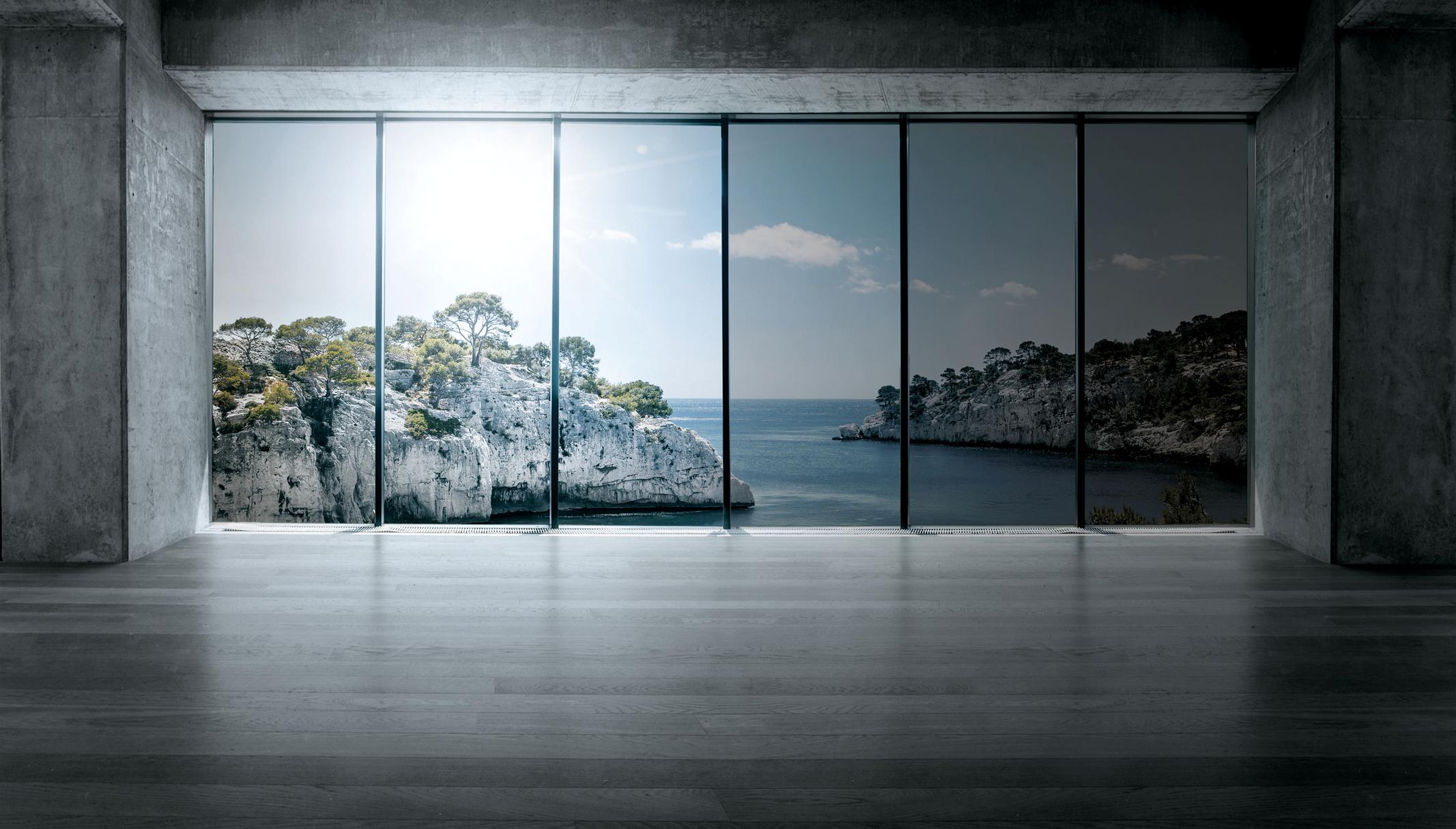 Halio Windows Gradient - Smart Glass