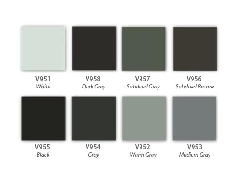 Viraspan Opaque Silk-screen Colors