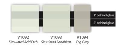Viraspan Translucent Silk-screen Colors