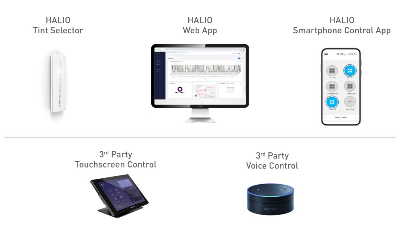 Halio Controls - Viracon Single Source Architectural Glass